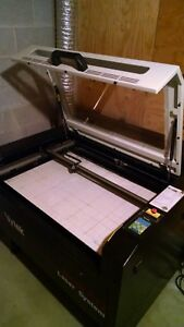 Vytek Fx2 3624 Laser Engraver Stone Carver We Can Ship It Pc Available