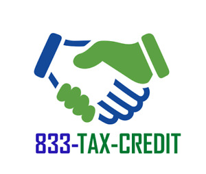 833 tax credit Cpa Tax Vanity Toll free Numbers Plus Matching Business Logo 800