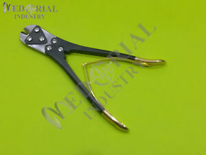 T c Pin Wire Cutter Orthopedic Surgical Instruments Size 9 5 Black