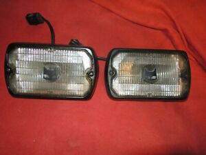 Used Marchal 750 Fog Light Mustang Lincoln Jeep Capri With Cover