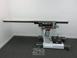 Morgan Medesign Fltlt fw Portable C arm Fluoroscopy Table