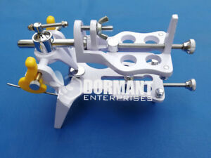 Lab Galetti Dental Plasterless Best Quality Articulator A Lot Of 5 Pieces