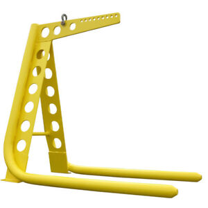 1200 Pound Capacity Overhead Crane And Pallet Lifter American Top Lift