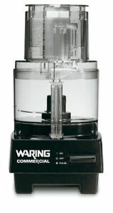 Waring Commercial 7 cup Food Processor 5605 wfp7e
