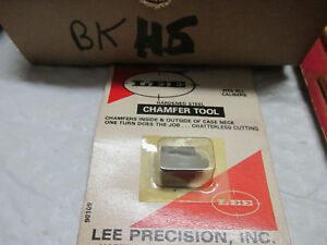 [BKHS] one pack Lee chamfer tool part 90109