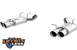 Magnaflow 15174 Street Performance Axle Back Exhaust Sys For 2013 2014 Mustang