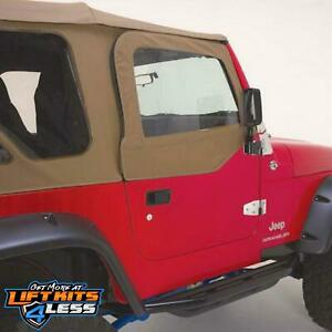 Rampage 89617 Door Skin For 1988 1995 Jeep Wrangler yj