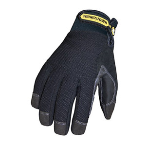 Youngstown Glove Company Youngstown Glove 03 3450 80 l Waterproof Winter Black