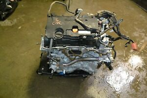 2016 2018 Honda Civic 2 0 Engine Motor Assembly With Only 14k Miles