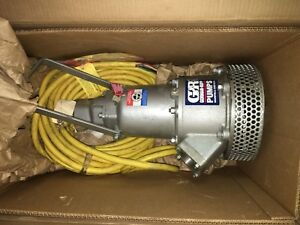 Gorman Rupp S2a1 230v 1p never Used