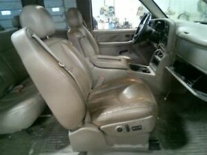 Passenger Front Seat Bucket And Bench Fits 03 07 Sierra 1500 Pickup 121849