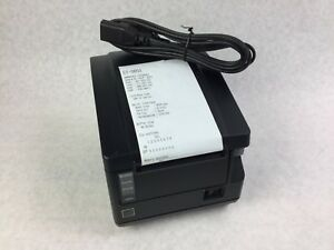 Citizen Ct s651 Usb Thermal Printer Pos Receipt Printer Includes Power Supply