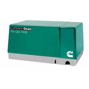 Cummins Onan 6 5hgjab 904 6500 Watt Rv Quiet Gas Lp Generator