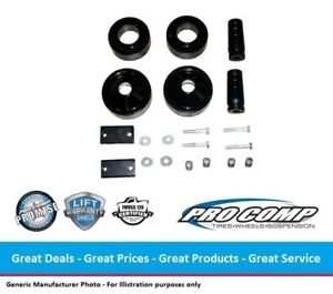 Pro Comp 1 75 Inch Leveling Lift Kit For 07 18 Jeep Jk Wrangler