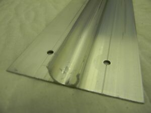 Legend Extruded Aluminum Radiant Floor Heat Transfer Plates For 1 2 Pex Pipe