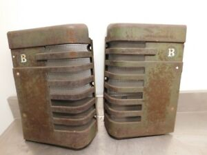 John Deere Styled B Tractor Front Grilles Ab1535r Ab1534r 13548
