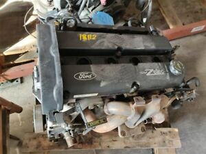 2000 Ford Focus Zts Engine Block 0g779ba