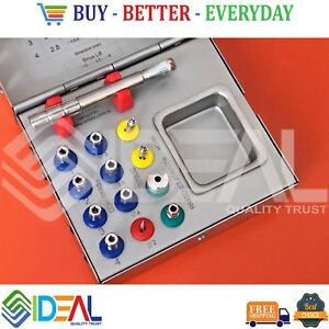 Dental Implant Bone Compression Kit Sinus Lift Surgical Implant Instrument