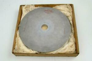 Norton Diamond Wheel 9 5 Grinding Wheel Center Hole 1 25 D120 l100b 1 16