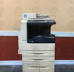 Xerox Workcentre 7970i Color Multifunction Laser Copier Printer Scanner 70ppm