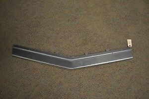 1970 Ford Mustang Nice Used Original Wide Lower Grill Molding Fits 69 Mustang
