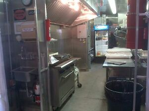 Mobile Kitchen Building Code Compliant Commercial Bakery Catering Food Trailer