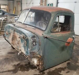 1947 1953 Chevy Chevrolet Pickup Truck Cab And Doors Shipping Included