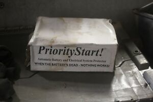 Priority Start Automatic Battery Electrical System Protector Pro series Bli079