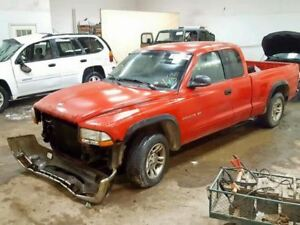 1998 2003 Dodge Dakota Motor Engine 3 9l Vin X 8th Digit