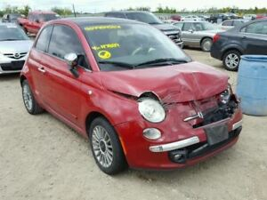 2012 2016 Fiat 500 Motor Engine 1 4l Vin R 8th Digit Eab