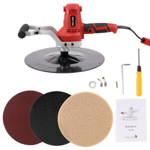 220v Electric Concrete Epoxy Cement Mortar Trowel Wall Smoothing Machine 390mm Y