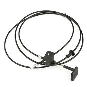 Hood Release Latch Cable For Honda Civic 96 97 98 99 00 74130 S04 A01za