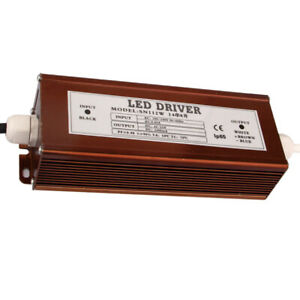 112w 2400ma Constant Current Power Led Driver Dimmer 14 String 8 Ip65