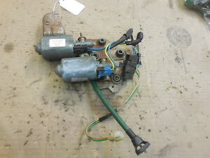88 90 Chevy Caprice Oem Left Driver Power Seat Motor Set Of 2 20489380 G627