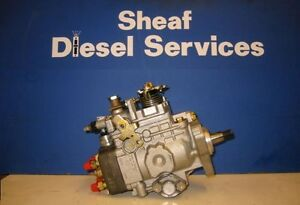 New Holland fiat Diesel Injector injection Pump Bosch More Pumps Available