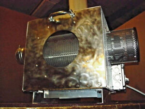1 Lb Capacity Electric Indoor Coffee Roaster Build a roaster For Coffee Roasting
