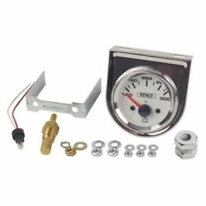 Derale Cooling Products Transmission Temperature Analog Gauge 13009