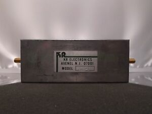 Kr Electronics 2089 1 Microwave Rf Radio Frequency Filter Module
