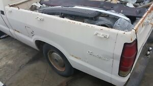 84 B2000 Mazda Pickup Truck Long 78 Fleetside Bed With Gate And Lights
