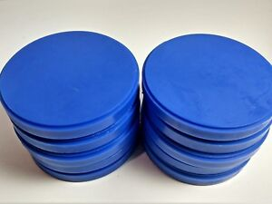 10 Pc Dental Wax Disc puck Usa Made Cad cam Milling 98mm X 14mm