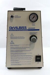 Devilbiss 8650d Heavy Duty Aerosol Compressor