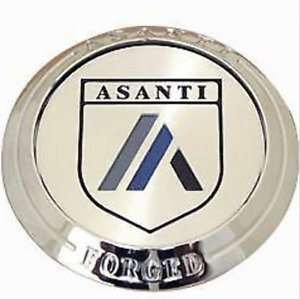Asanti Forged Floater Chrome Center Cap Fits Af C x Fs Otl Series Fire Deep Axis