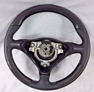 Porsche 996 911 1999 2005 Carrera Targa Carbon Fiber Custom Steering Wheel