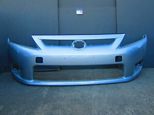 11 13 Scion Tc Front Bumper Cover Oem 2011 2012 2013