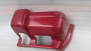 97 98 99 00 01 Jeep Cherokee Front Bumper End Left Cap Cover Oem