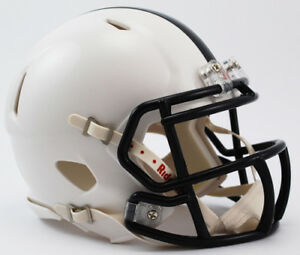 Penn State Nittany Lions Mini Helmet Speed Replica FAST USA SHIPPER