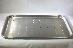 Unbranded Stainless Steel Instrument Tray 336gs