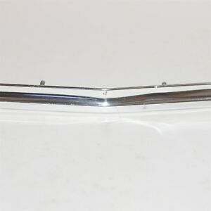 60 1960 Chevy Impala Bel Air Biscayne Hood Lip Moulding