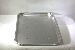 Polar Ware 17f 18 8 Stainless Steel Instrument Tray 277gs