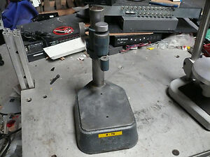 Unkown Brand Heavy Duty Dial Gage Stand base